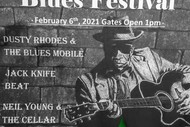 2021 Back Yard Blues Festival