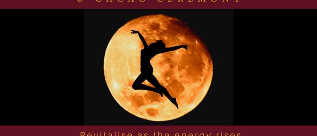 Waxing Moon Dance Meditation & Cacao Ceremony