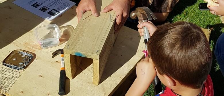 Predator Free Rat Trap Building Workshop