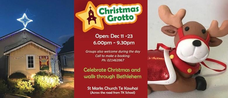 Te Kowhai Christmas Grotto