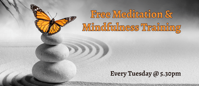Free Meditation and Mindfulness Training