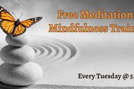 Free Meditation and Mindfulness Training
