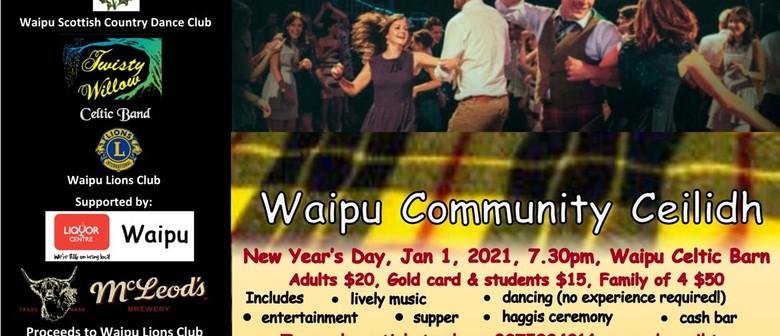 Waipu Community Ceilidh