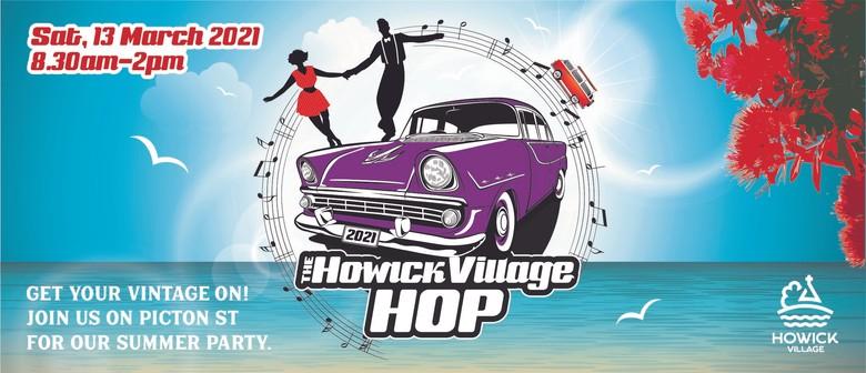 The Howick Village HOP 2021