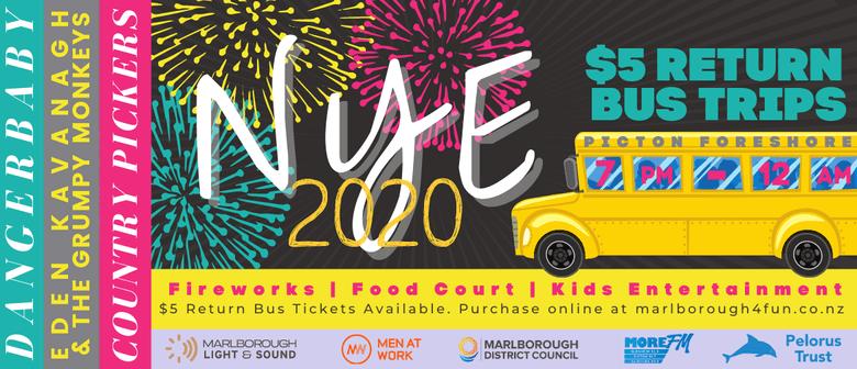 2020 Ignite Marlborough : New Year's Eve