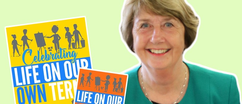 Author Talk: Angela Robertson - Life On Our Own Terms
