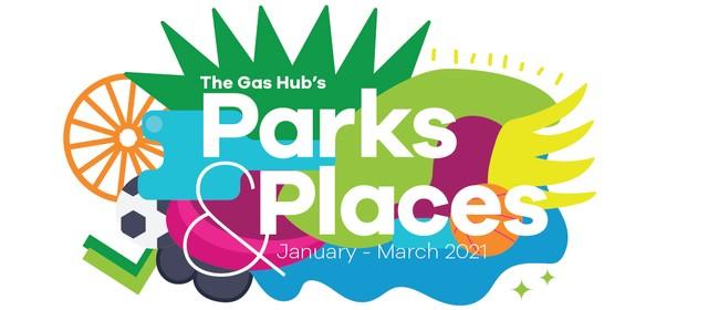 The Gas Hub's Parks & Places - Mitre10 Mega Buggy Walk