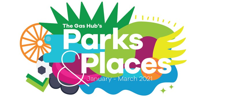 The Gas Hub's Parks & Places - Bike the Trail