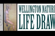 Life Drawing at Wellington Naturist Club