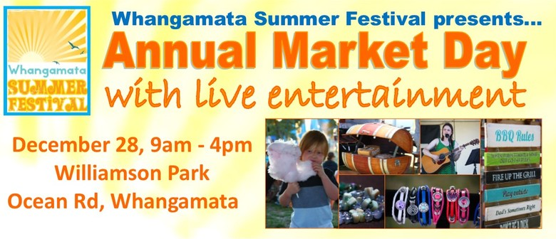 Annual Market Day