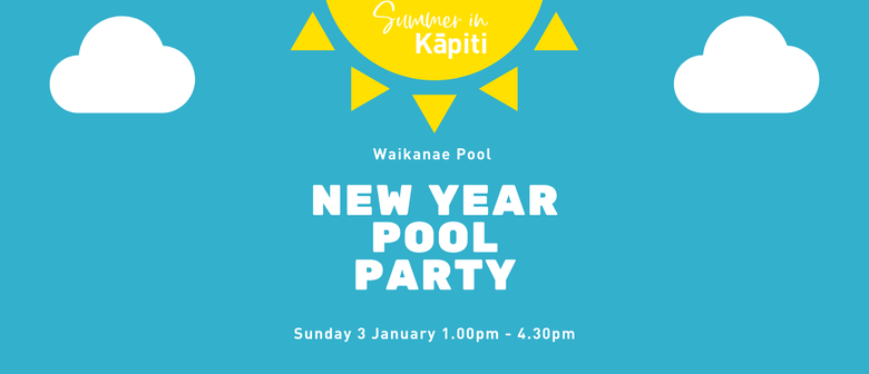 New Year Pool Party