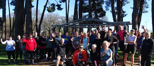 PT in the Park