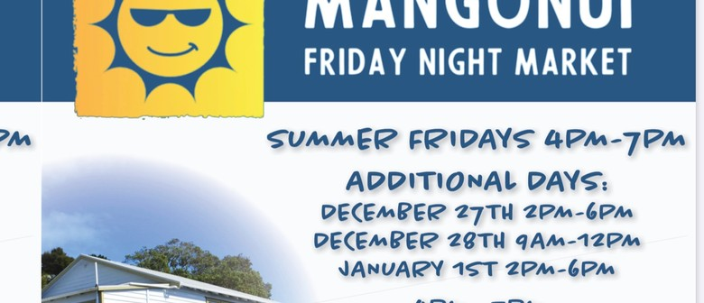 Mangonui Friday Night Market