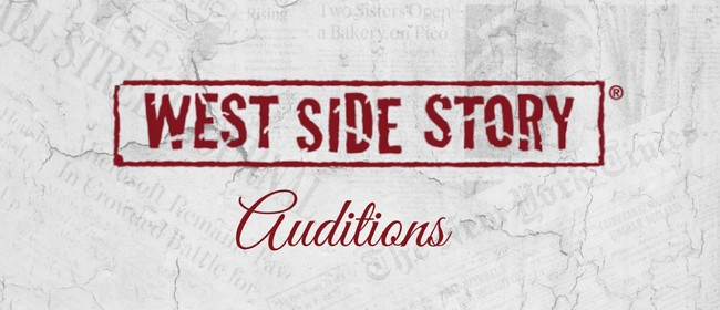 Auditions: West Side Story