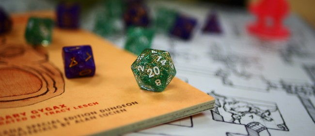 Summer Clubs: DnD!