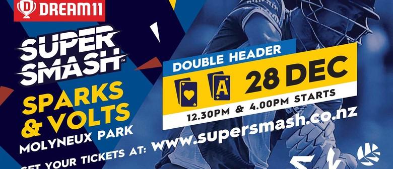Super Smash - Otago vs. Auckland