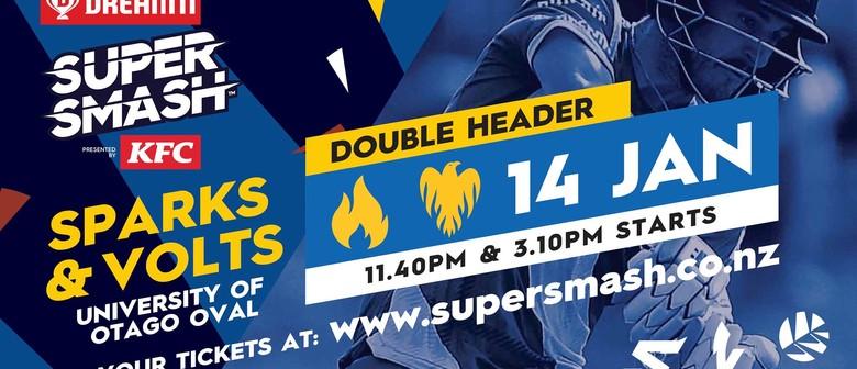 Super Smash: Otago vs. Wellington