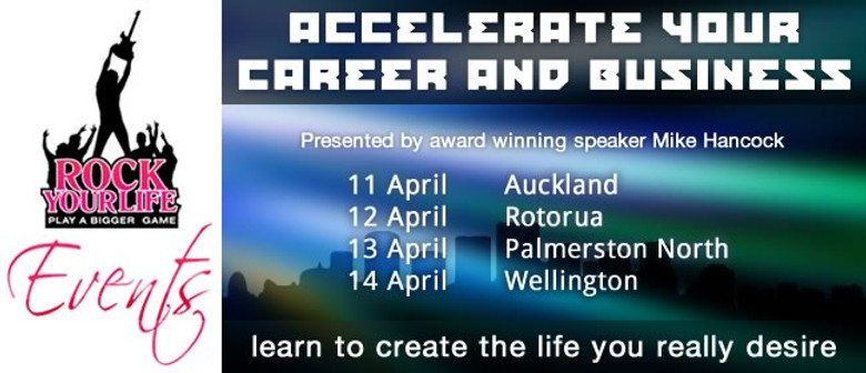 Accelerate your Career & Business