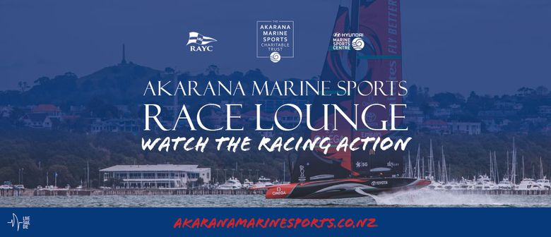 Akarana Marine Sports Race Lounge