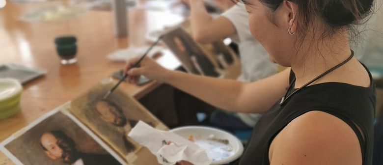 Fundamentals of Painting Course