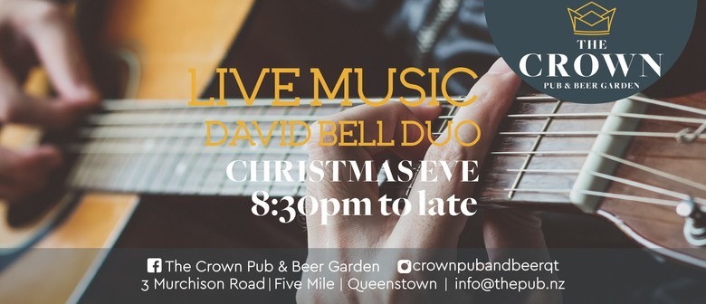Christmas Eve at The Crown Pub & Beer Garden