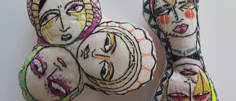 'Hypnosis' Exhibition by Samantha Thompson