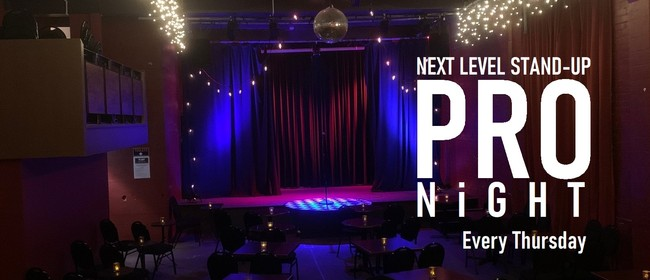 Pro Night - Premium Live Comedy