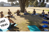 Yoga in the park, Free Trial
