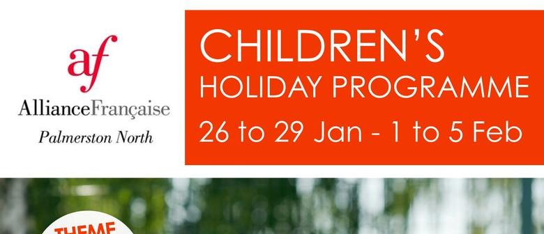 School Holiday Programme January