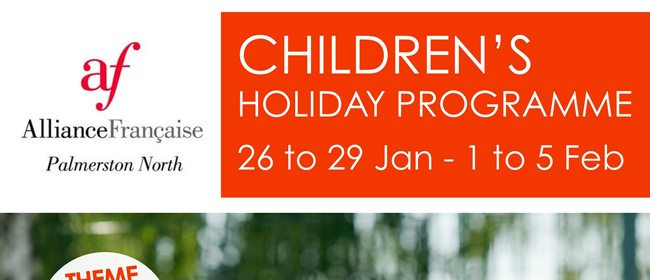 School Holiday Programme January