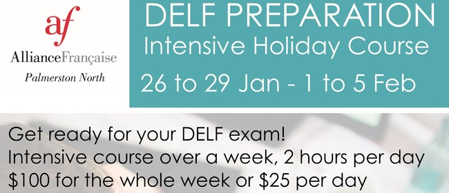 DELF Children and Adults Holiday Preparation January