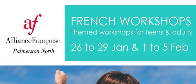Themed French Workshops January