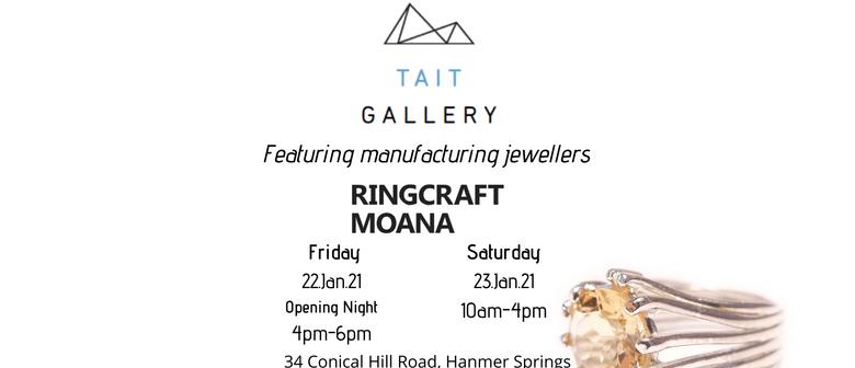 Tait Gallery Exhibition Ringcraft Moana