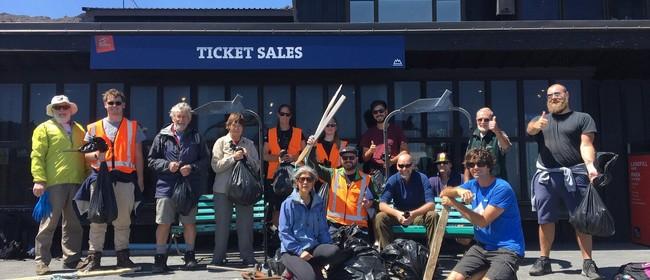 Maunga Clean Up and Sky Waka Gondola Experience