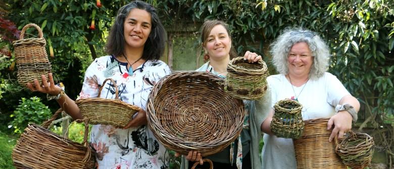 Wild Basket Making Workshops