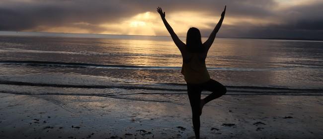 Breathe and Flow Beach Yoga