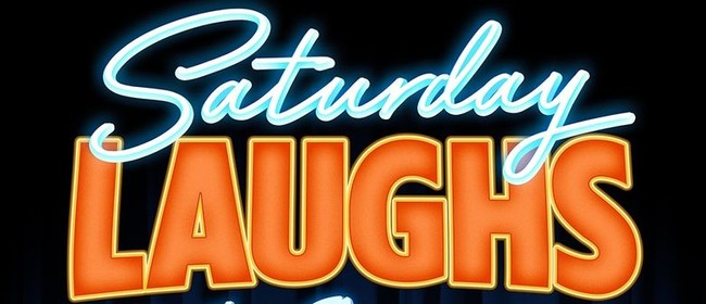 Saturday Laughs at Fringe Bar