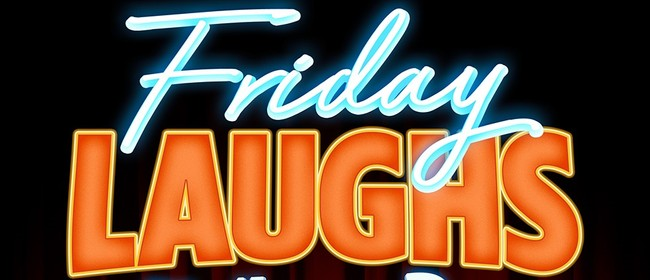 Friday Laughs at Fringe Bar