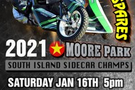 City South Van Spares South Island Sidecar Championship