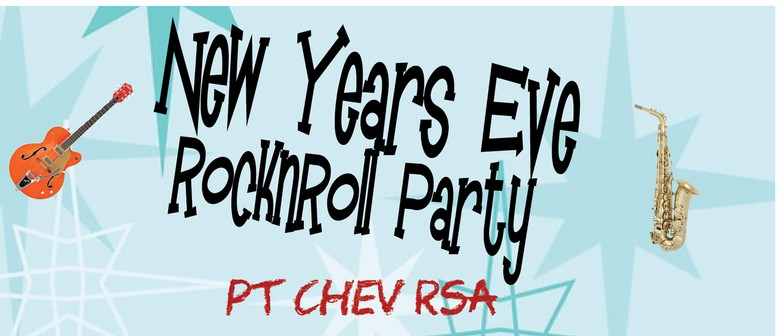 New Years Eve RocknRoll Party