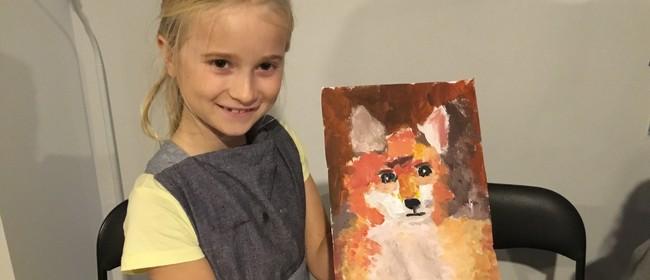 School Holiday Art Programme - Visions Art Studio