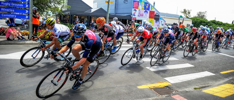 Stage 3 NZ Cycle Classic - Magic Martinborough