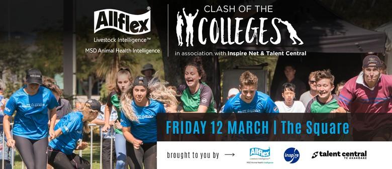 Allflex Clash of the Colleges