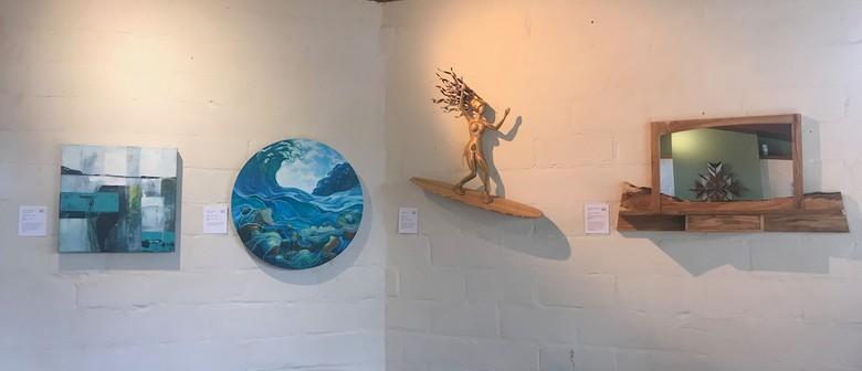 Mercury Bay Art Escape Showcase Exhibition