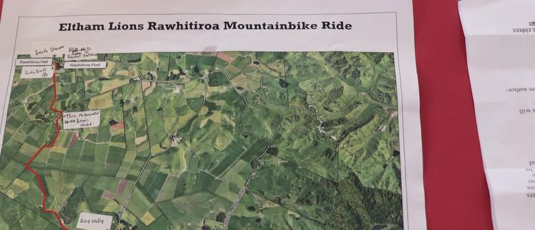 Eltham Lions - Rotokare Loop Mt Bike Ride