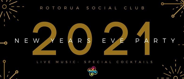 New Year's Eve at Rotorua Social Club