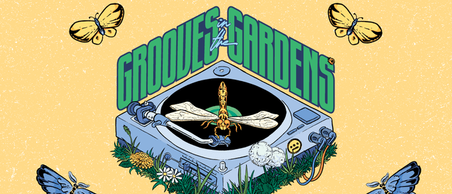 Grooves In The Gardens Retro Market: CANCELLED