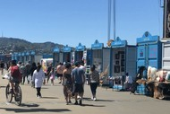 Waterfront Pop Up Village