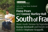 South of France - Fiona Pears and Connor Hartley-Hall
