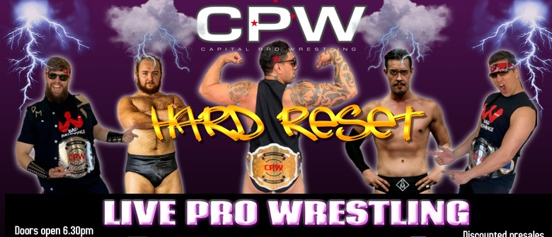 CPW Hard Reset